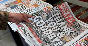 Advertisers boycott News of the World, but readers can't get enough of it's final edition. Can Behavioural Economics help explain why?